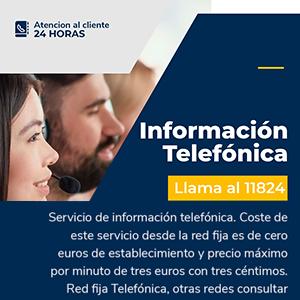 Teléfono información